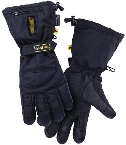 alphaheat premium 7v battery heated gloves