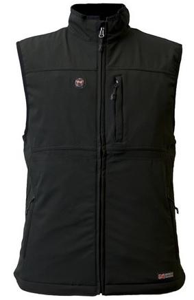 Mobile Warming Vinson 7V Battery Heated Softshell Vest