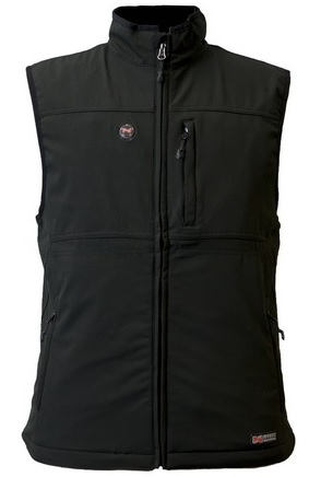 Mobile Warming Vinson 7V Battery Heated Softshell Vest