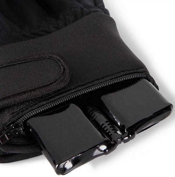 battery powered heated glove liners