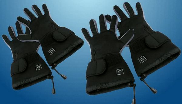battery powered heated gloves