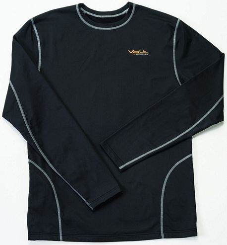 heated base layer