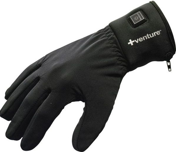 heated glove liners rechargeable