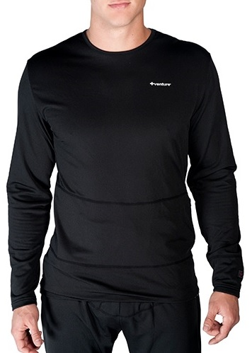 venture heated base layer
