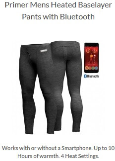 f58289c5bb2fb Mobile Warming Men's and Women's Electric Pants