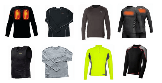 best heated base layer