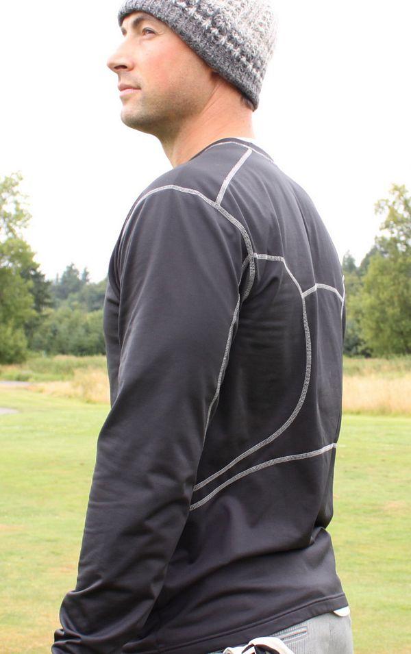 heated base layer clothing