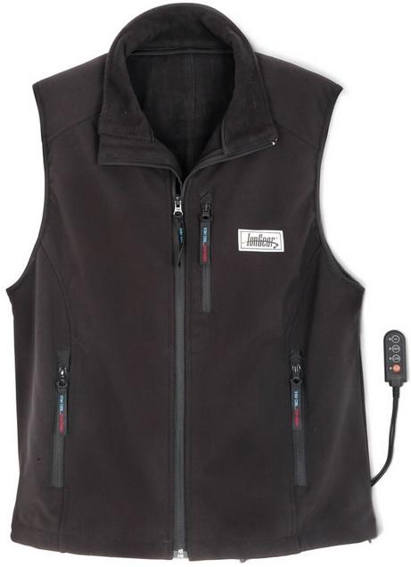 heated hunting vest
