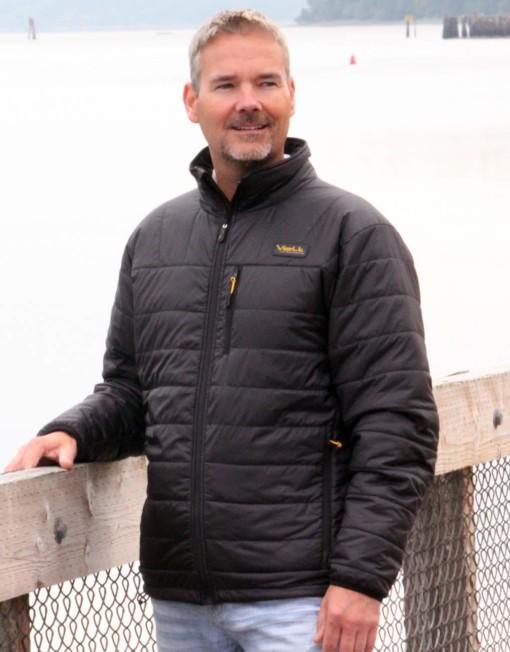heated winter jacket