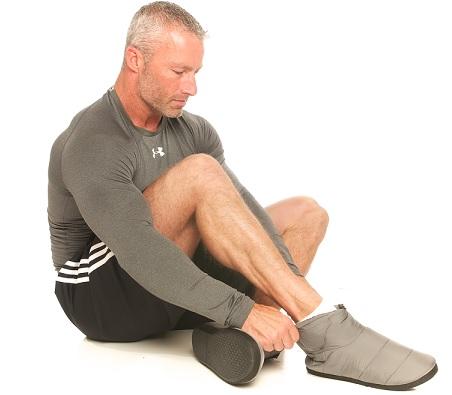 men's heated slippers