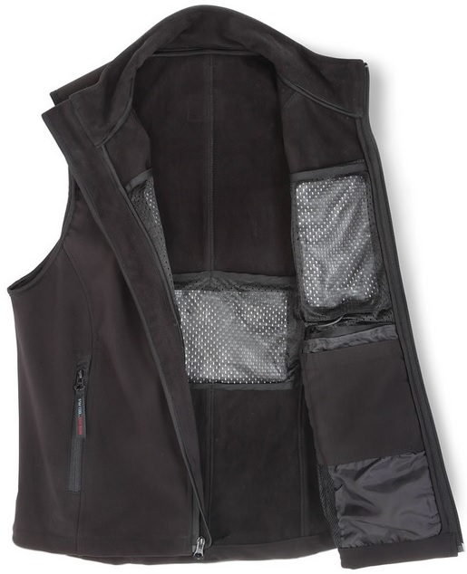 rechargeable heated vest