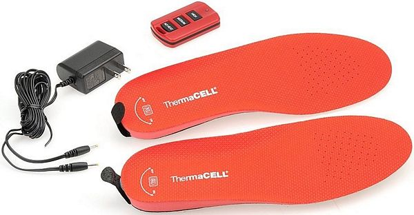 wireless heated insoles with remote