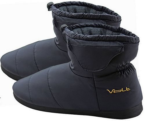 battery heated slippers