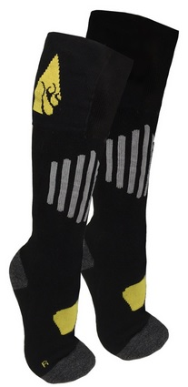 ActionHeat Cotton Rechargeable Battery Heated Socks