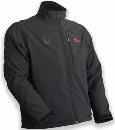 My Core Control Men's Battery Heated Softshell Jacket
