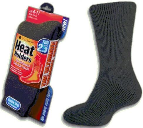 Warmest Socks in The World
