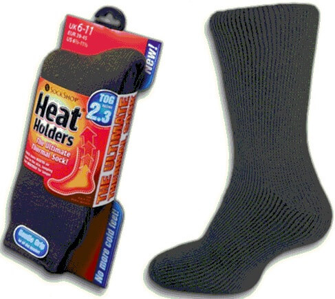 Warmest Socks For Extreme Winter Cold