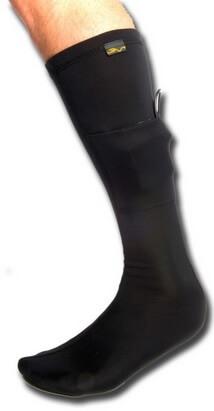 volt heated socks
