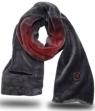 Venture Heat Battery Heated Scarf