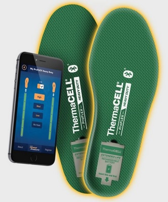 best heated insoles for hunting