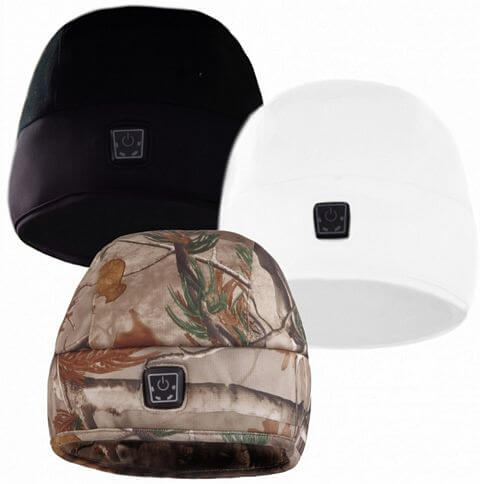 electric heated hat