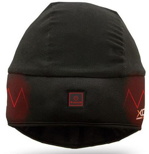 heated beanie hat