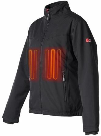 Venture Heat Women's Escape Heated Softshell Jacket