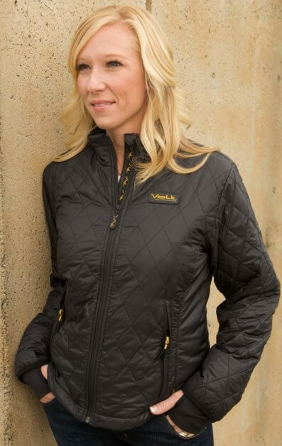 Volt Heat 7V CRACOW Insulated Heated Jacket for Women