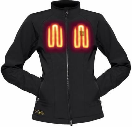 Women's ActionHeat 5V Battery Heated Jacket