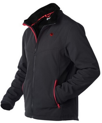 cordless electric heated jacket