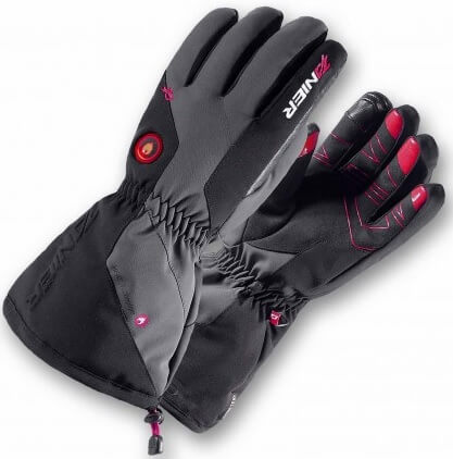 zanier aviator gtx heated gloves