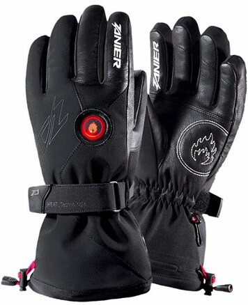 zanier heat gtx heated gloves