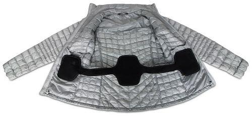 heated winter coat