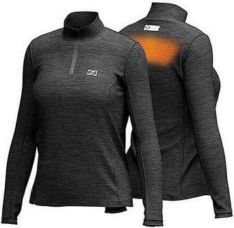 battery powered heated shirt