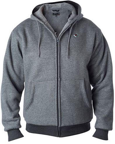 electric battery powered hoodie
