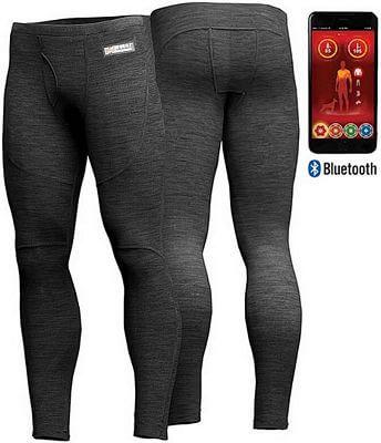 mens heated pants