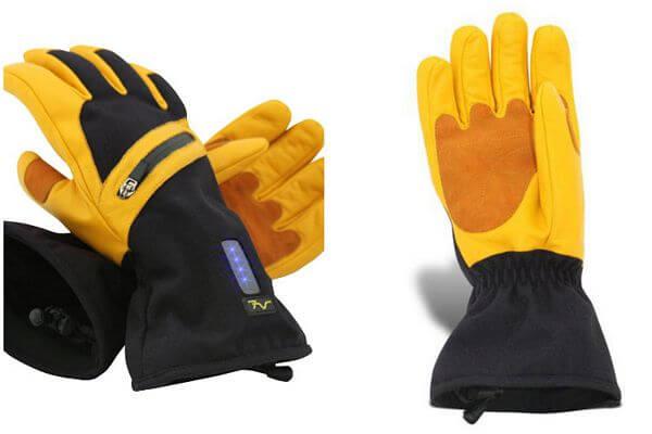 Heated Work Gloves - Volt Resistance