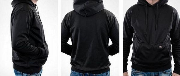 battery powered hoodie g-tech mens