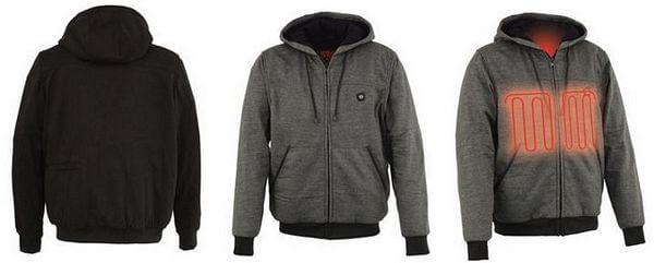 electric heated hoodie