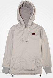 pull over heated hoodie comfort wear