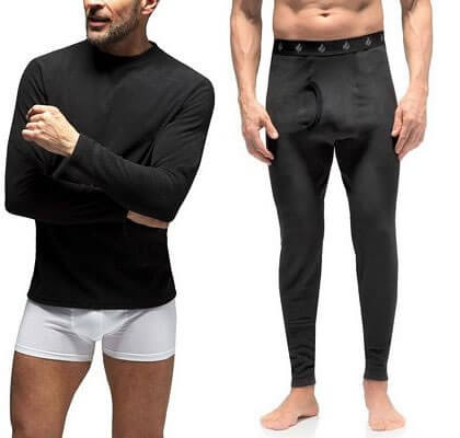 best thermal underwear for extreme cold
