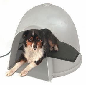 heated pad for igloo dog house