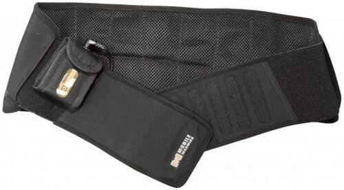 Mobile Warming Heat-To-Go Battery Heated Back Wrap