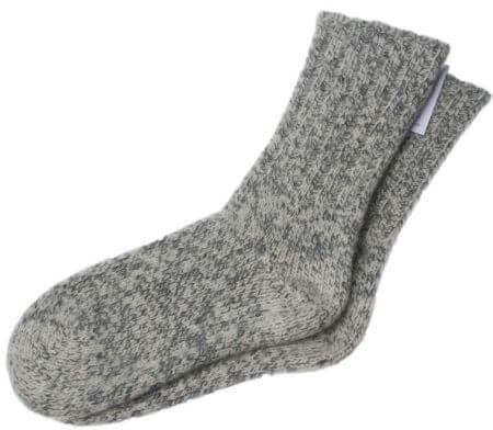 Socks-in-boiled-wool