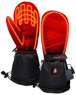5V Battery Heated Mittens