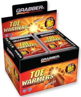 best toe warmers