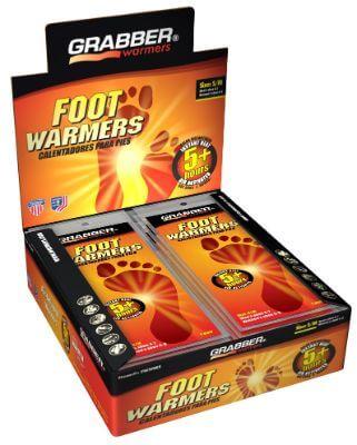 camping foot warmers