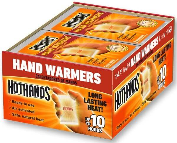 HotHands Hand Warmers 40 pack case